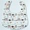 Gumnut Babies Baby Bib (White)