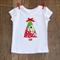 Girls Christmas Tree Puzzle Shirt Sz1-7 (Top)