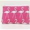 Retro Candy Pink Flamingo  - Coin Purse - Zip Purse