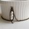 Antique Bronze Hand Wire Wrapped Swarovski Pearl Pea Pod Necklace