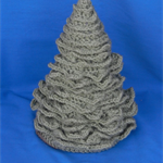 Christmas Tree - dusty green - undecorated