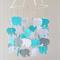 Baby Boy Mobile Elephant Design