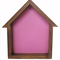 Bird House Shadowbox - Cotton Candy