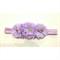 """Sybella"" Headband in Lilac"