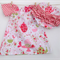 Strawberry Tea Party Peasant Dress with ruffled bloomers, Girl, Baby, Toddler
