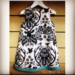 Stunning 'Ivy Blue' dress