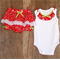 Girl Skorts & Onesies set 0-24mths(Christmas/bloomers/Top/Pants/singlet/skirt)