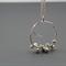 Argentium Silver Bottebrush Pendant