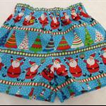 Size 1 - Blue Happy Santa