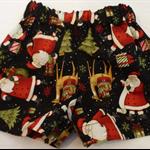 Size 2-Santa Bearing Gifts
