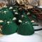 Christmas Green Mozzarella Catnip Mouse
