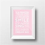 Girls will be girls   - wall decor