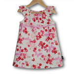 SIZE 1... Cherry Blossoms Aline smock Dress