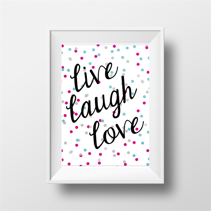 live laugh love wall decor willow tree lane