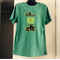 Green summer John Deere cotton tee Available in sizes 1 to 7