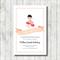 GARDEN FAIRY printable custom invitation