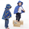 Size 2 - Super Star Boys Corduroy Cape (Hip length)
