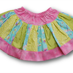 SIZE 6 Butterfly and Dragonfly Twirl Skirt