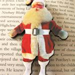 Large Santa Brooch