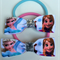 Frozen Elsa and Anna Hairbow Elastic Ties 2 pack