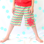 Boys Christmas Playtime Shorts - Size 2, 4, 6, 8