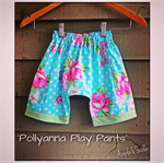 Adorable 'Pollyanna' Play Pants