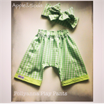 Adorable 'Pollyanna' Play Pants