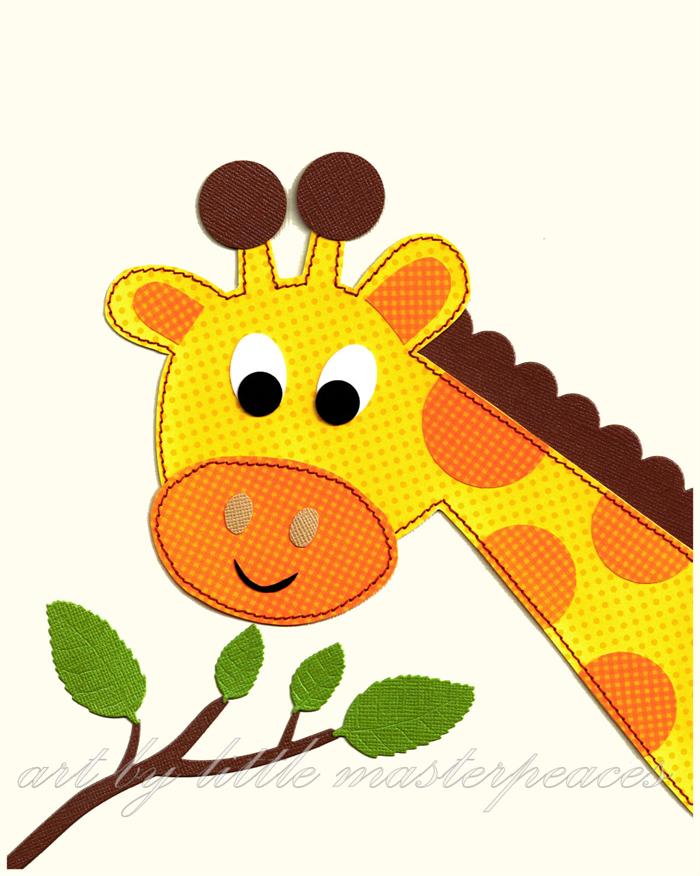 Fancy Animal Nursery Wall Art Photos - Art & Wall Decor - hecatalog.info