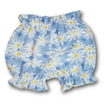 Blue Daisy Bloomers