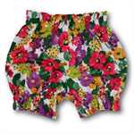 Red Poppy Bloomers