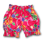 Fuchsia Tropical Floral Bloomers
