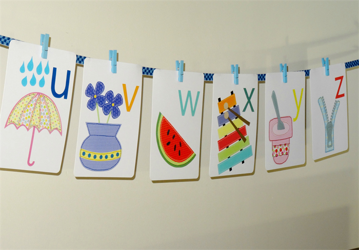 Wonderful ... Alphabet Wall Cards   Alphabet Wall Art   Alphabet Flash Cards   Letter Wall  Art ...