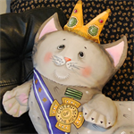 the queen of the house,