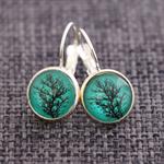 Willow ~ Lever Back Earrings