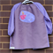 Art smock for 5 - 8 year old. Sleeping Beauty, Aurora.