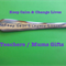 Keep Calm and Change Lives,Teacher Present,Teaspoon,Hand Stamped Spoon,