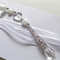 Wedding bride good luck charm, alternative to horseshoe. Suncatcher. Stars.