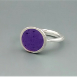 Grape Resin Ring