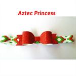 """Aztec Princess"" Christmas Headband"