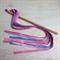 Candyfloss Ribbon Wand