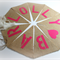 LOLLY BAR Hessian and Fabric Bunting
