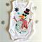 Baby Boy Snowman Onesie Size newborn - 2 years