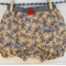 Bloomers - nappy cover, sock monkey, grey, beige, red, baby gifts,