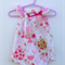Gorgeous Summer Pink Strawberry Tea Party Baby Girl Toddler Romper Playsuit