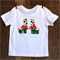 Boys Elf Feet Shirt Sz1-7 (Top/boy)