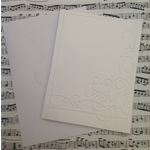 Owl Embossed Notecards pack of 5