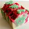 PRE-ORDER FOR XMAS Champagne Christmas Handmade Soap