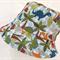 Reversible Bucket Hat – L'il Dinos