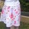 Tea Party Skirt Size 1-3 yrs