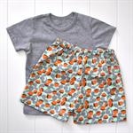 Children's cotton pyjamas